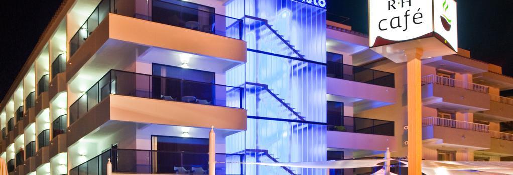 Hotel Boutique Rh Portocristo - Peniscola - 建築