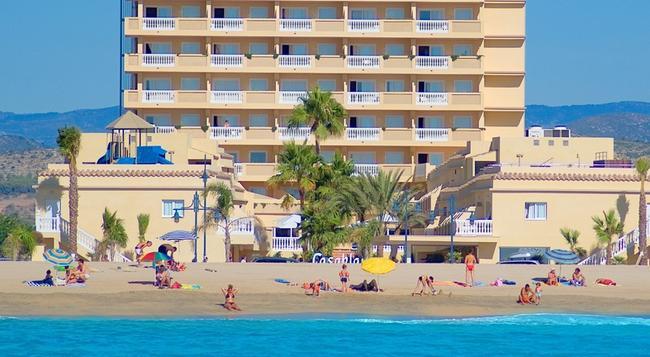Hotel Rh Casablanca & Suites - Peniscola - 建築