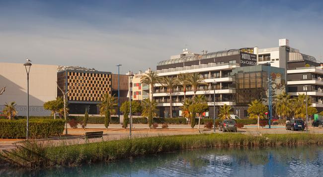 Hotel RH Don Carlos & SPA - Peniscola - 建築
