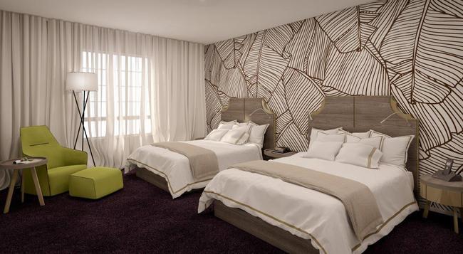 The L Hotel - 邁阿密海灘 - 臥室