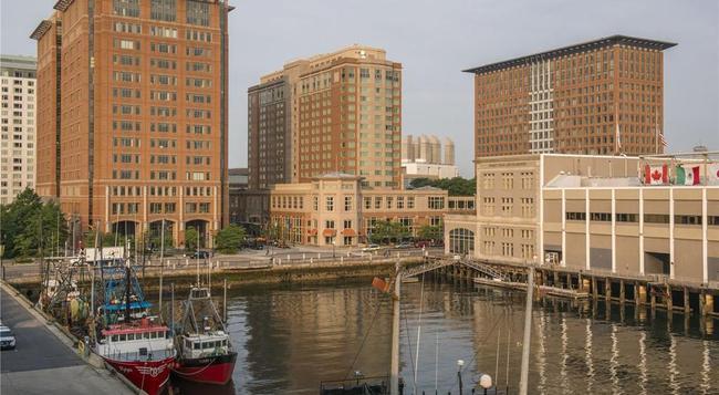 Seaport Boston Hotel - 波士頓 - 建築