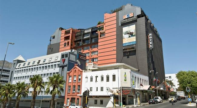 Cape Town Lodge Hotel - 開普敦 - 建築
