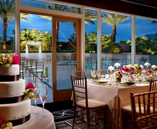 拉斯維加斯特朗普國際飯店 - 拉斯維加斯 - 宴會廳