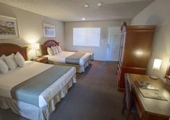 夏布利旅館 - 納帕 - 臥室