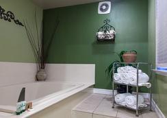 夏布利旅館 - 納帕 - 浴室