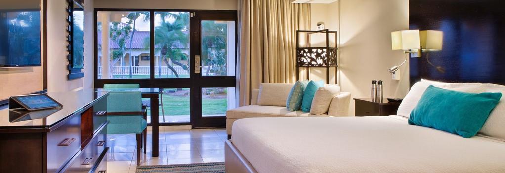 Bucuti & Tara Beach Resort - Adults Only - 奧臘涅斯塔德 - 臥室