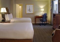 芝加哥希爾頓酒店 - 芝加哥 - 臥室