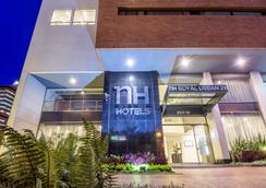 NH皇家城市26號酒店 - Bogotá - 建築