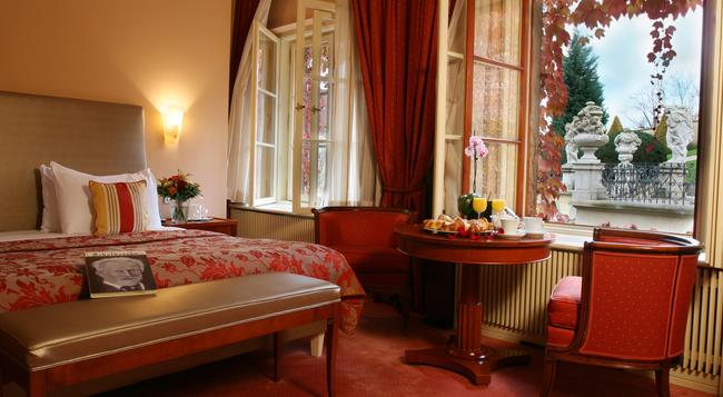 Aria Hotel - 布拉格 - 臥室
