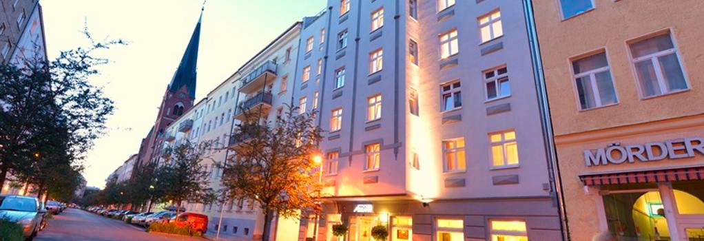 Hotel Adelante Berlin-Mitte - 柏林 - 建築