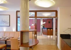 柏林-米特安德蘭特酒店 - 柏林 - 餐廳