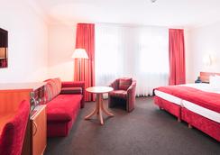 柏林-米特安德蘭特酒店 - 柏林 - 臥室