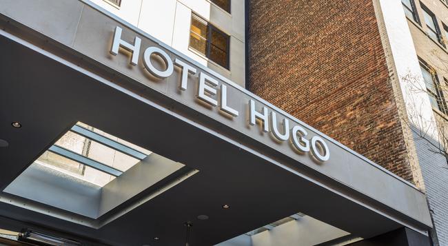 Hotel Hugo - 紐約 - 建築