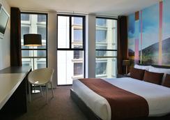 德爾安吉爾酒店 - 墨西哥城 - 臥室