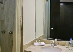 德爾安吉爾酒店 - 墨西哥城 - 浴室