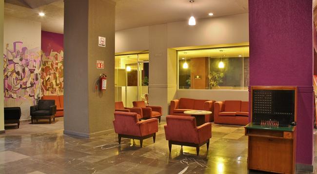 Hotel San Francisco Centro Histórico - 墨西哥城 - 大廳
