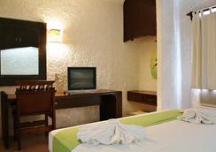 艾斯巴蘭克Spa酒店 - 坎昆 - 臥室