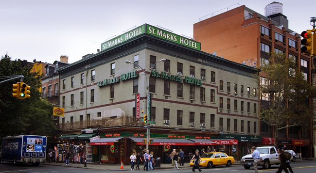 St Marks Hotel - 紐約 - 建築