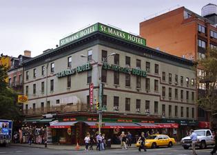 聖馬克斯酒店
