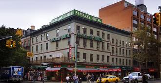 聖馬克斯酒店 - 紐約 - 建築