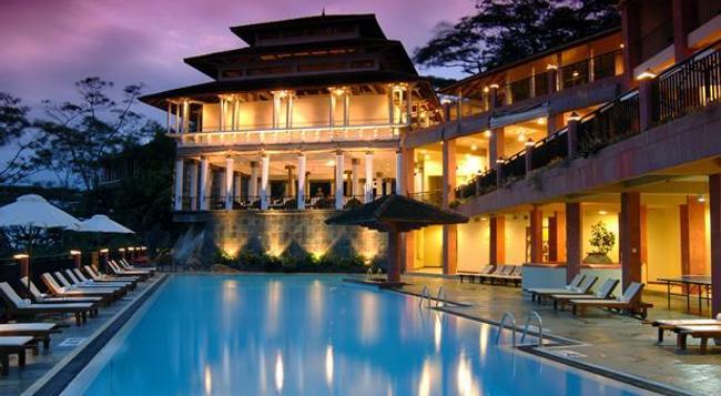 Amaya Hills - 康提 - 建築