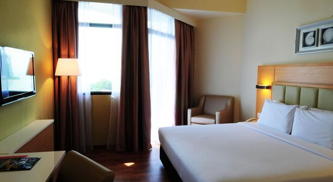 Hotel Sentral Seaview, Penang - 喬治市 - 臥室