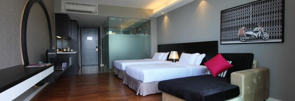 The Shore Hotel & Residences - 馬六甲 - 臥室