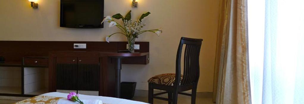 The Hans Hotel - 胡布利 - 臥室