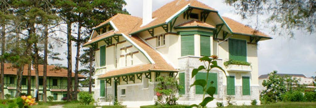 Dalat Cadasa Resort - Dalat - 建築