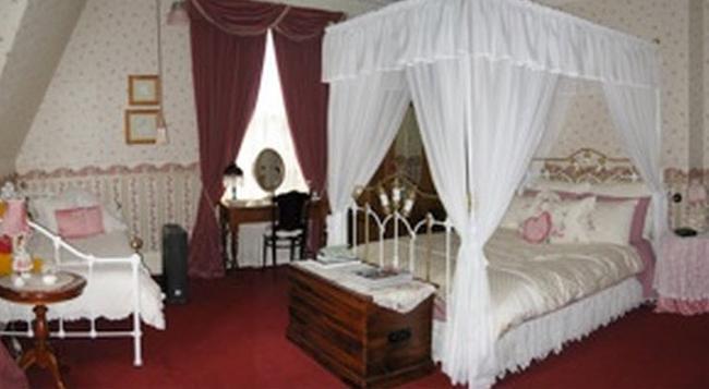 Lisburn House - 但尼丁 - 臥室