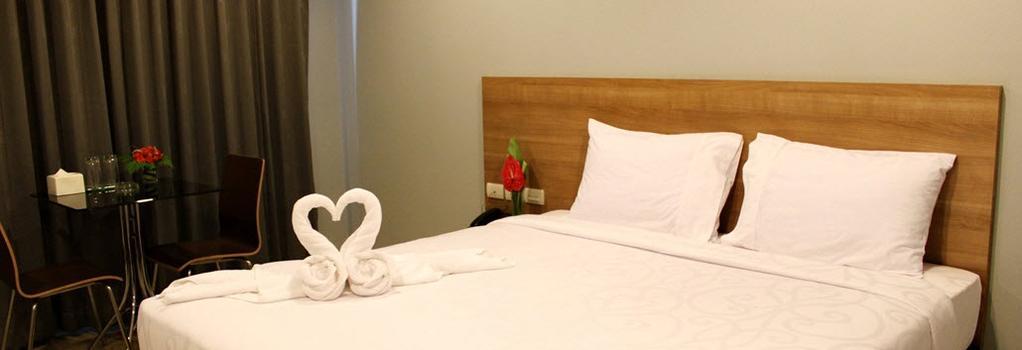 14 Residence - 曼谷 - 臥室