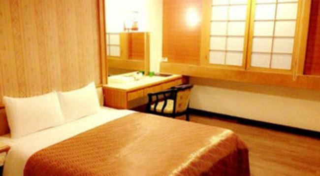 Harbor Hotel - 台中 - 臥室