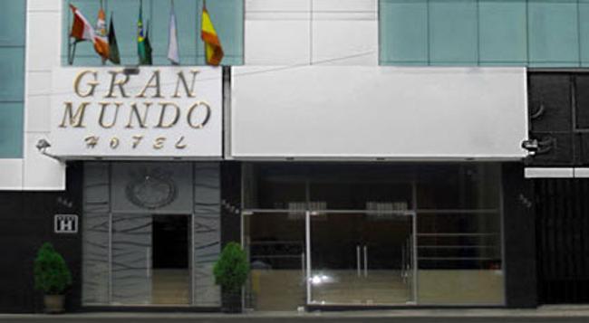 Gran Mundo Hotel - Lima - 建築