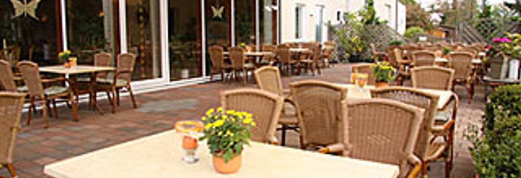 Landhaus Jägerkrug - 帕德博恩 - 餐廳