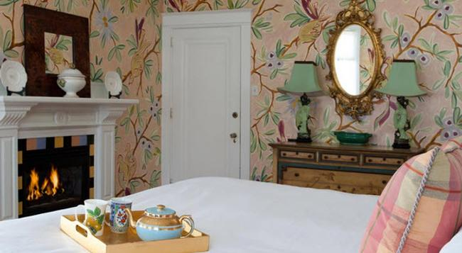 Pomegranate Inn - 波特蘭 - 臥室