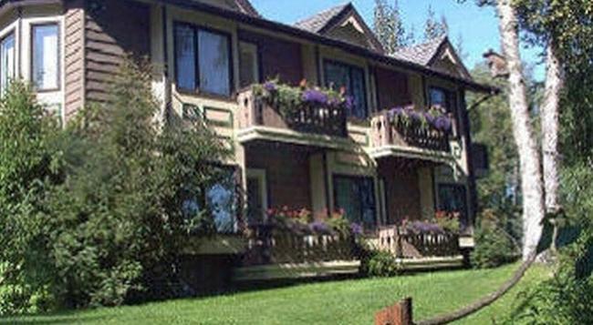 Soldotna B & B Lodge - Soldotna - 建築