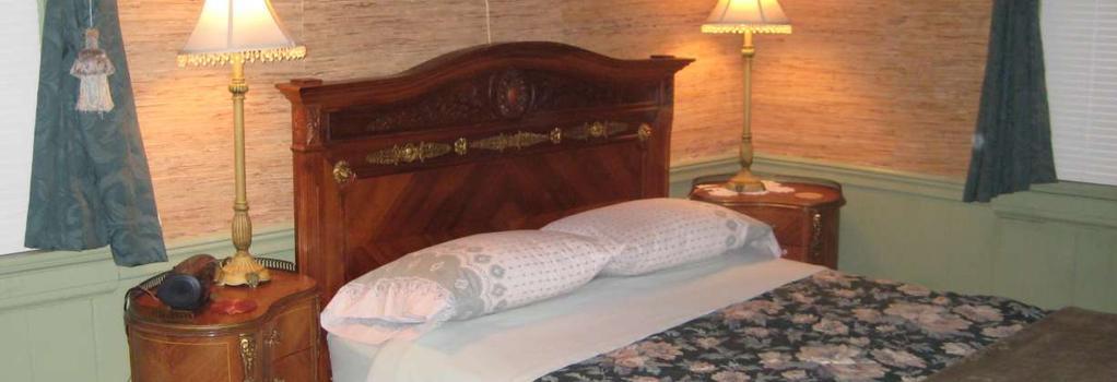 The Parker House Bed & Breakfast - 辛辛那提 - 臥室
