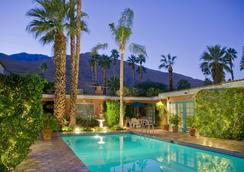 Villa Rosa Inn - Palm Springs - 游泳池