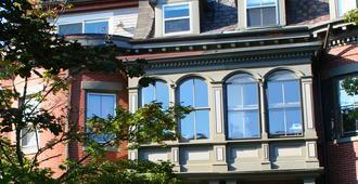 安可住宿加早餐旅館 - 波士頓 - 建築