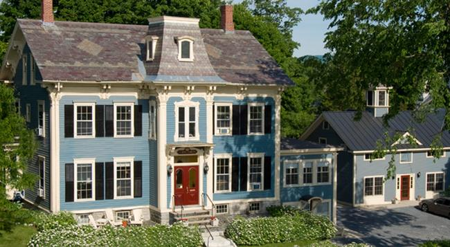 The Inn on The Green - Middlebury - 建築