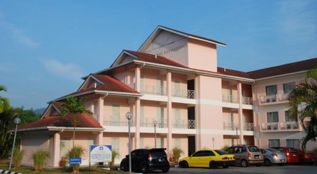 Hotel Seri Malaysia Pulau Pinang - 喬治市 - 建築