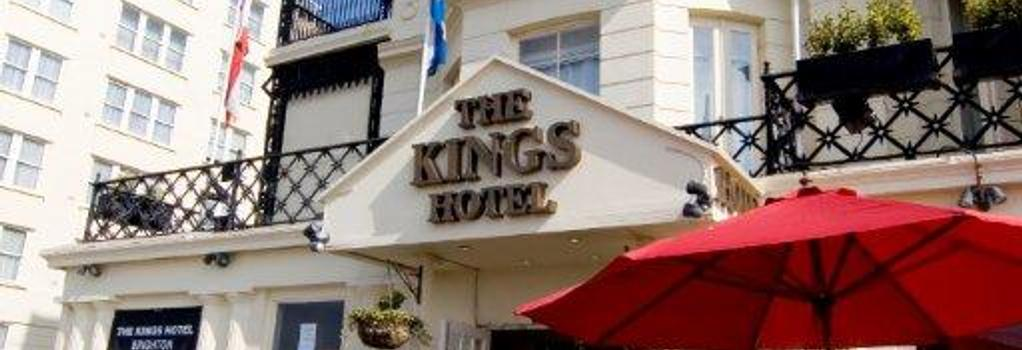 Kings Hotel - 布萊頓 / 布賴頓 - 建築