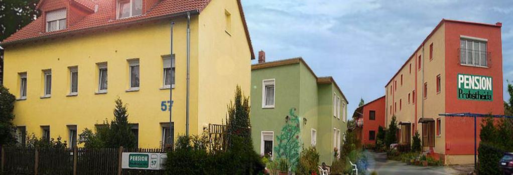 Pension Probstheida - 萊比錫 - 建築