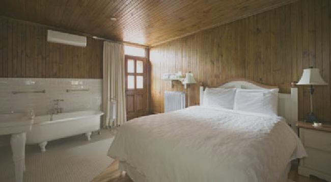 Alexandre Logan 1870 B&B - Montreal - 臥室