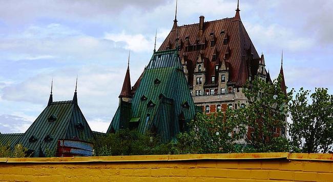La Marquise de Bassano - 魁北克市 - 建築