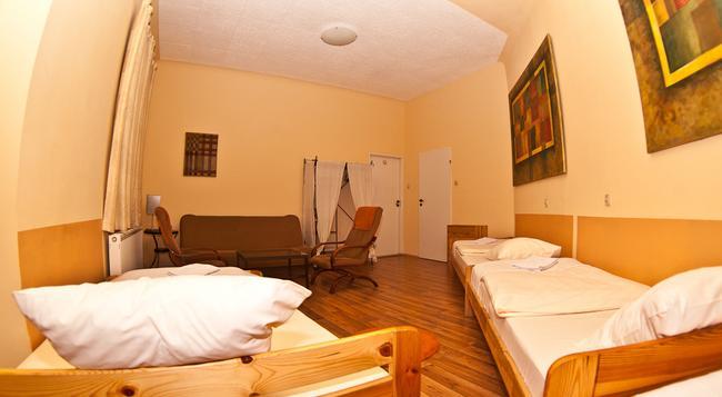 To Tu Hostel - Krakow - 臥室
