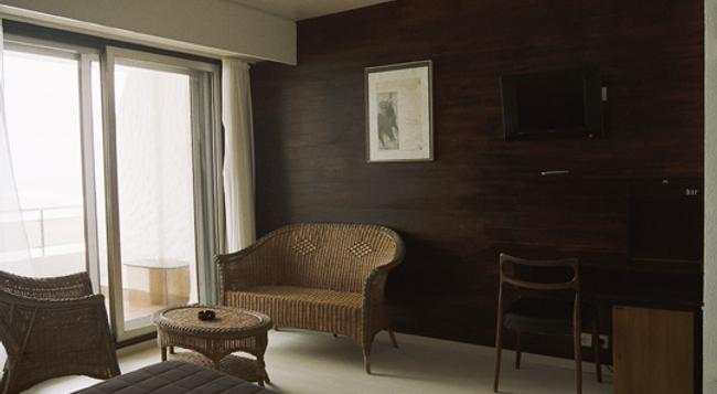 Carlina Lodge - 比亞里茨 - 臥室
