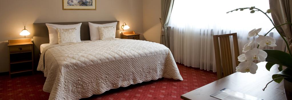 Hotel Hafner - 斯圖加特 - 臥室