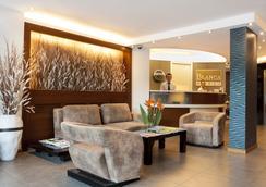 布蘭卡酒店 - 伊茲密爾 - 大廳