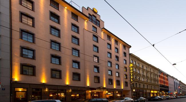 King's Hotel Center - 慕尼黑 - 建築